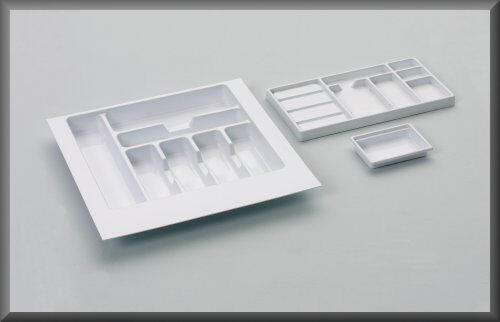Vacuum Formed Plastic Drawer Organizers
