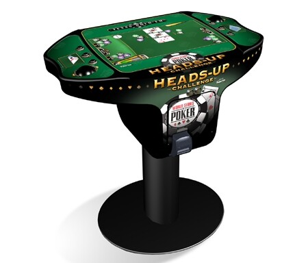 Fiberglass Video Poker Table Enclosure