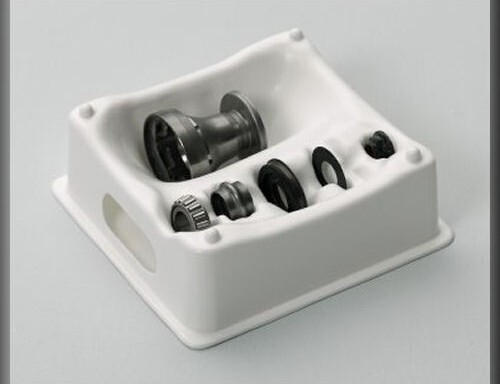 Vacuum Formed Plastic Storage Tray